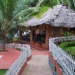 Aazhimala Ayurveda Beach Resort Foto