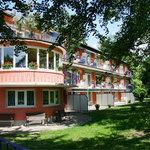 Eden Hotel, Haus am Park