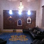 Lounge Area Entrance