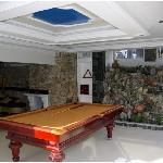 Executive Pool Table