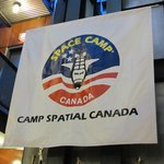 Space Camp banner