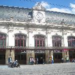 Bahnhof St.Jean