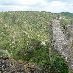 Cliff-side walls