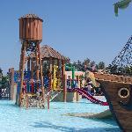Fabulous pirate pool.
