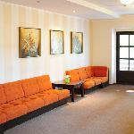 Second floor lounge