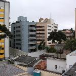 quality curitiba: view from room window
