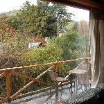Vista desde el ventanal del Living