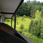 (west side - I think) balcony view