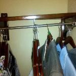 closet shelf falling