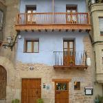 Fachada del hotel La Alqueria