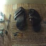 gandhiji's belongings