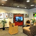 Club Mobay Departure Lounge