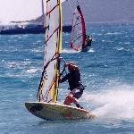 Windsurfing is only 500m away