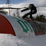 With six terrain parks, there is always fun to be had