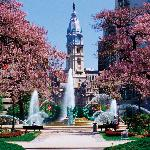 City Hall in the Springtime