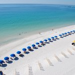 At Holiday Surf in Destin you'll enjoy beach front relaxation.