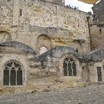 medieval grotto-church