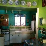 The cutest kitchen EVAH!