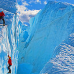 Climb into the Ice Falls