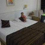 Our room!