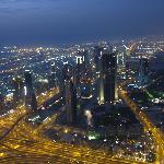 night (taken from Burj Khalifa)