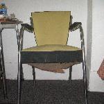 le mobilier dégradé