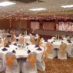 Conference room for weddings