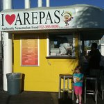 I Love Arepas Rocks!