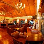 Mweya Lodge: The Bar