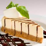 balieys irish cream cheesecake.. yummy