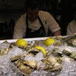 Oysters at Island Creek Oyster Bar