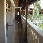Balcony Outside Rooms