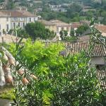 Vista panoramica dall'Oustau