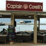 Captain Corellis Restaurant, Sami