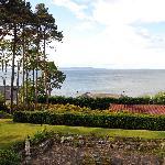 Ausblick nach Norden über den Moray Firth