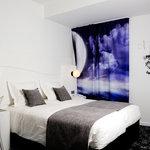 Chambre Double Room Comfort Centre del Mon Perpignan