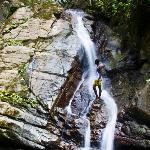 Waterfall at Castara
