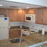 Side View Kitchen