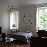 "la chambre ""feuillage"""