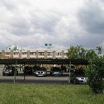 Hotel El Aguila, Utebo.