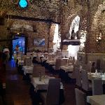 Inside Sa Capella