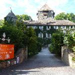 Chateau de Coudree (front side)