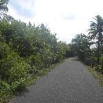 Short walk to beach