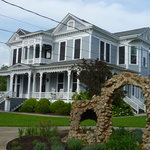 Historic, romantic Americus Garden Inn built in 1847.