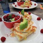 Outstanding breakfast