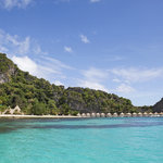 Apulit Island Resort Facade
