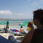 Bilde fra Karousos Beach Restaurant