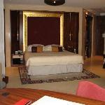 Spacious comfortable rooms