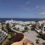 Vista al mar y a La Gomera