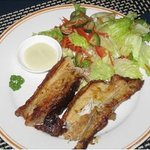 The pork belly was fantastic and incredible value for 35 RM (about $11.00 Oz !).  David and Dore